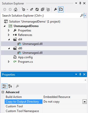 EmbeddedResource