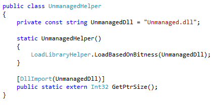 UnmanagedHelperStaticCtr