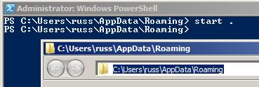 Open Windows Explorer