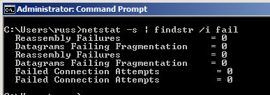 Windows Command Line Tips