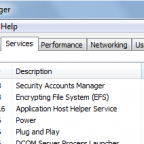 Manage Windows Services Remotely