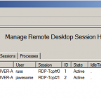 Remote Desktop Sessions